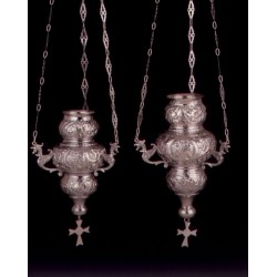 Candela cu lant VL13A-Argint